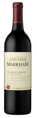Markham Cellar 1879 Blend Red
